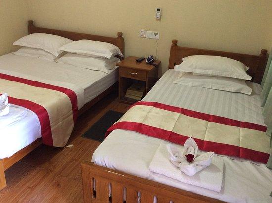 Pleasant House Motel: Superior Triple Room