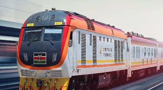 Kenya Railways: SGR Madaraka Express Train