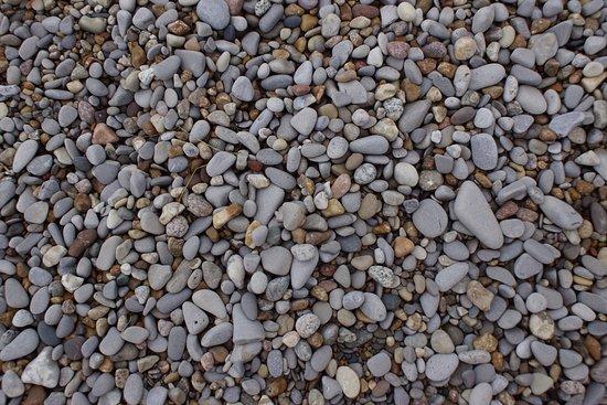 Steine, Steine und Steine