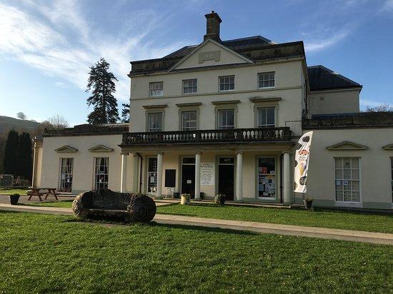 Caffi Y Plas: Y Plas Mansion
