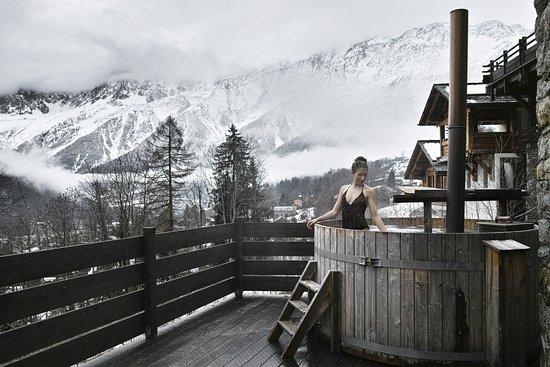 Spa Deep Nature - Les Granges d'En Haut