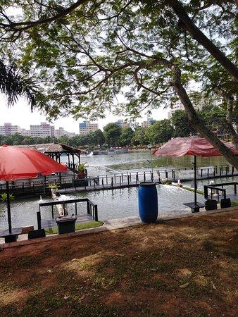Pasir Ris Fishing Pond (Singapore) - 2019 Book in Destination - All