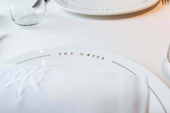 The Grill Restaurant on Seabourn Quest