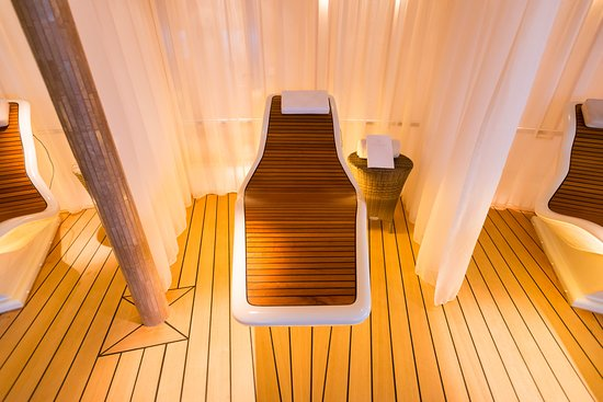 Spa on Seabourn Quest