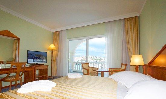 Balcony - Picture of Marina Frapa Resort Rogoznica - Hotel Kopno - Tripadvisor