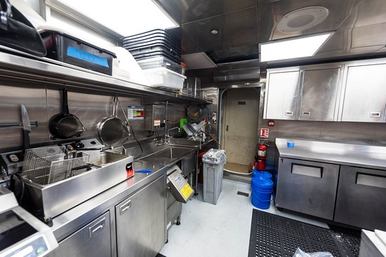 The Galley on Safari Voyager