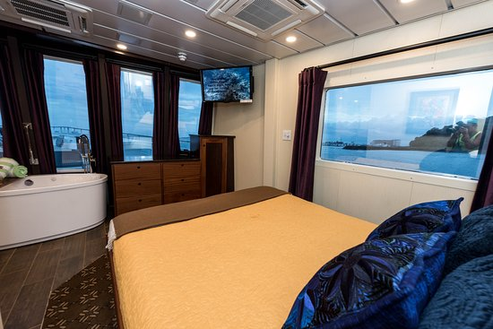 The Owner's Suite on Safari Voyager
