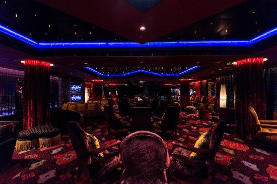 Bliss Ultra Lounge on Norwegian Pearl