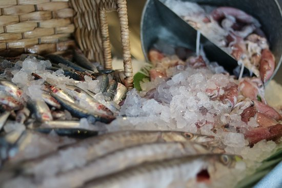InterContinental Hotel's Fish Market: basket2