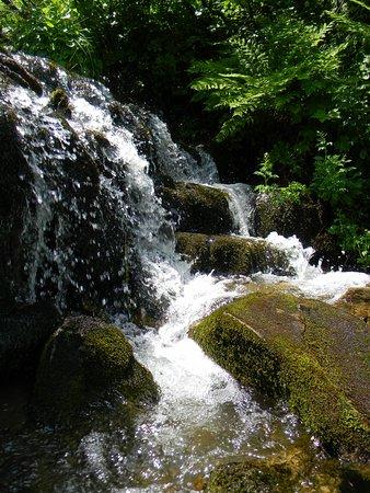 Dzembronskiye Cascades