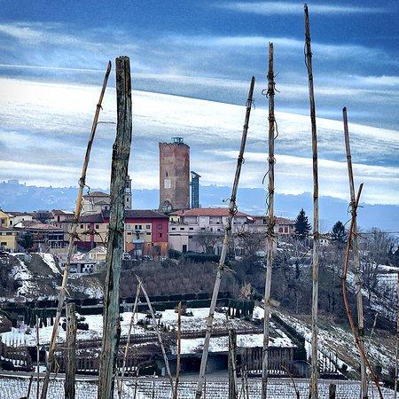 Torre di Barbareso... Tappa obbligata durante il tour in mtb