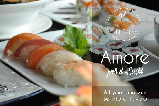 Sushi Bambu Restaurant All You Can Eat