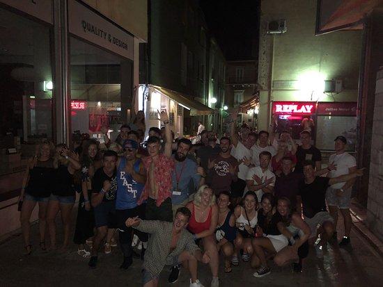 Chewbacca Pub Crawl
