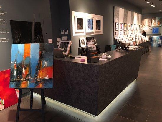 Carré d'Artistes Art Gallery New York Bleecker