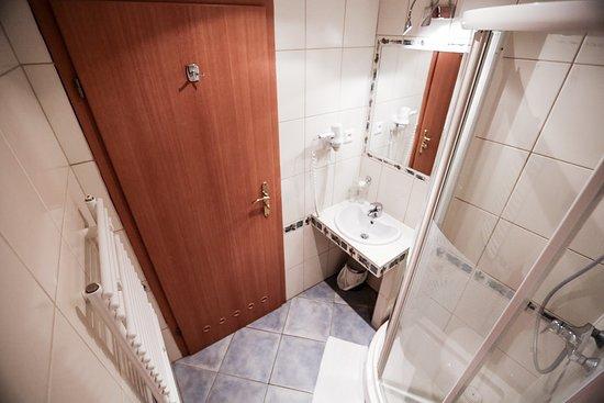 Mała łazienka Picture Of Villa Verdi Pleasure Spa Leba