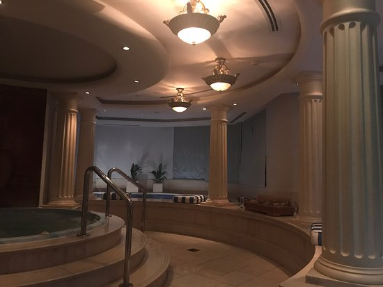 The Spa at Fairmont Dubai