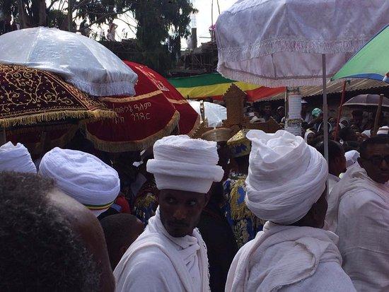 timket religious festival (epiphany)