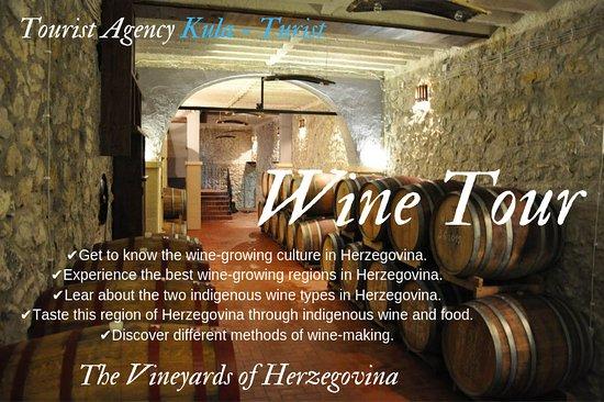 Wine Tour & Tasting (Herzegovina)