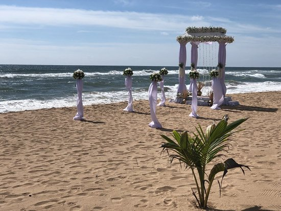 Bentota Lucky Tours and Travels -Beach  Wedding Function