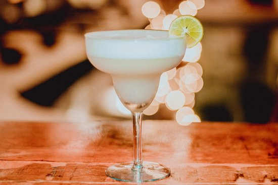 Bar: Our Pisco sour