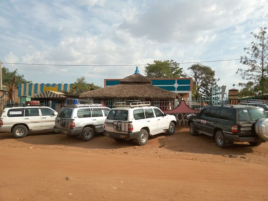 Turmi, Ethiopia: *** Dimeka national tourist Hotel ***