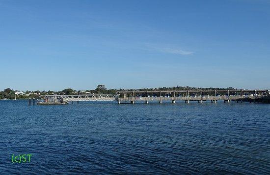Ferry Wharf to Auckland Centre