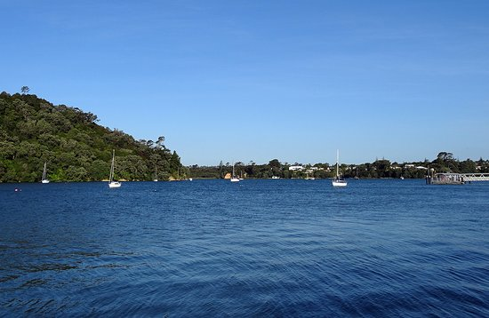 Hobsonville Point Coastal Walkway