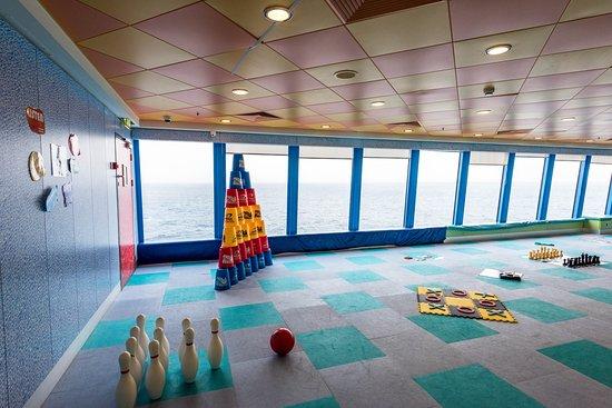 Kids' Club on Norwegian Pearl