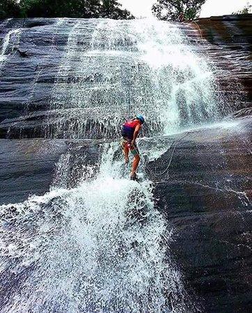 Ceylon Adventure: Kithulgala water rafting