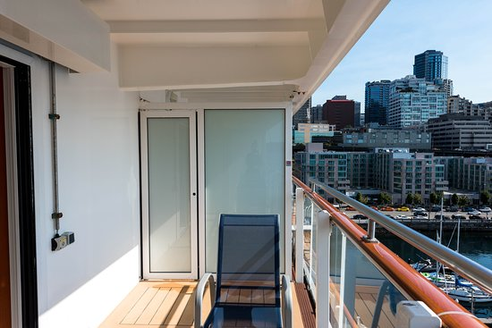 The Aft-Facing Mini-Suite on Norwegian Pearl