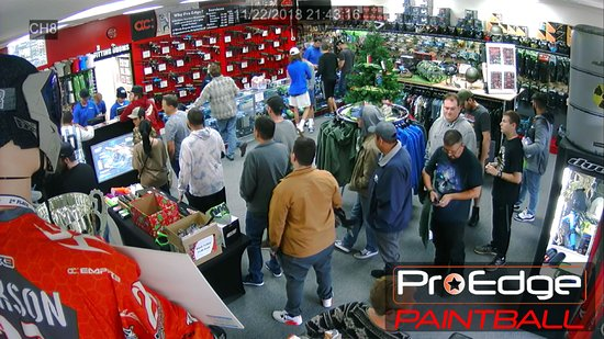 Pro Edge Paintball