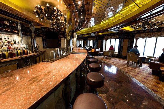 Atlantis Bar on Carnival Legend
