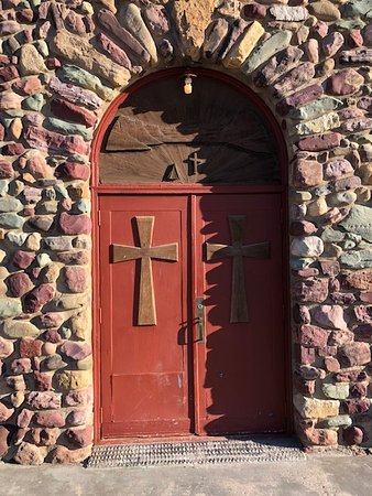 Browning, MT : The doors