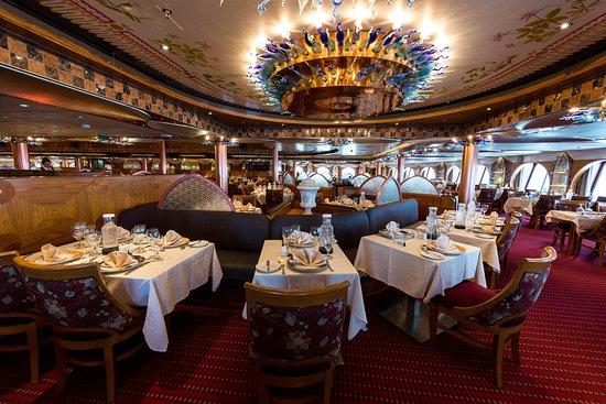 Truffles Restaurant on Carnival Legend
