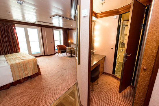 The Junior Suite on Carnival Legend