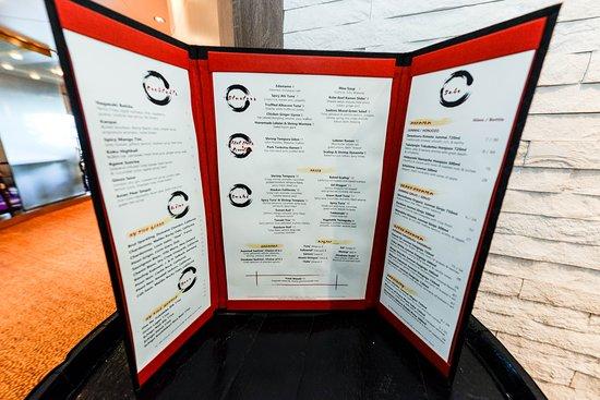 Sushi on Five on Celebrity Summit