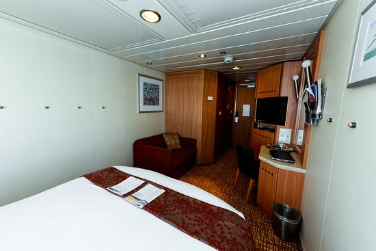 The Oceanview Cabin on Celebrity Summit
