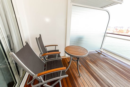 The Concierge Class Cabin on Celebrity Summit