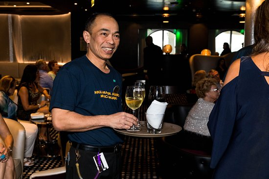 Captain's Meet and Greet on Norwegian Jade