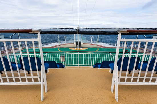 Sports Deck on Norwegian Jade