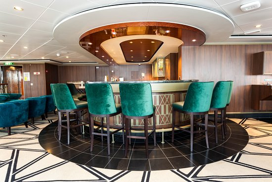 Sugarcane Mojito Bar on Norwegian Jade