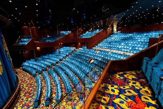 Stardust Theater on Norwegian Jade