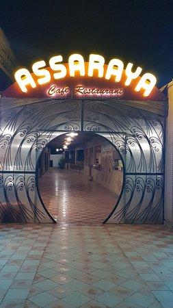Assaraya Cafe-Restaurant