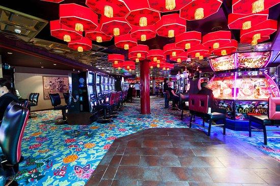 Jade Casino on Norwegian Jade
