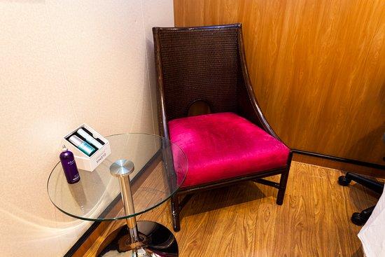 Single Spa Treatment Room on Norwegian Jade