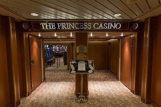 Princess Casino on Coral Princess