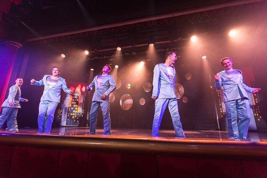 Motor City at Princess Theater on Coral Princess