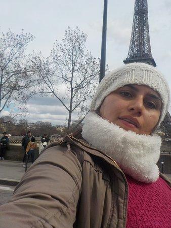 Torre Eiffel/Invalides: Torre Eiffel