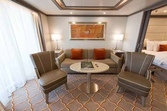 The Silver Suite on Silver Muse
