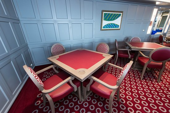 Card Room on Silver Muse